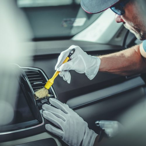 Automotive Cleaning and Detailing Business